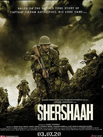Shershaah Full movie download online leaked filmymaza,filmywap,khatrimaza,tamilrockers