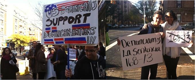 "Grupo radical pro haitiano ""Todos Somos Dominicanos"" marchará este domingo en desfile de Manhattan"