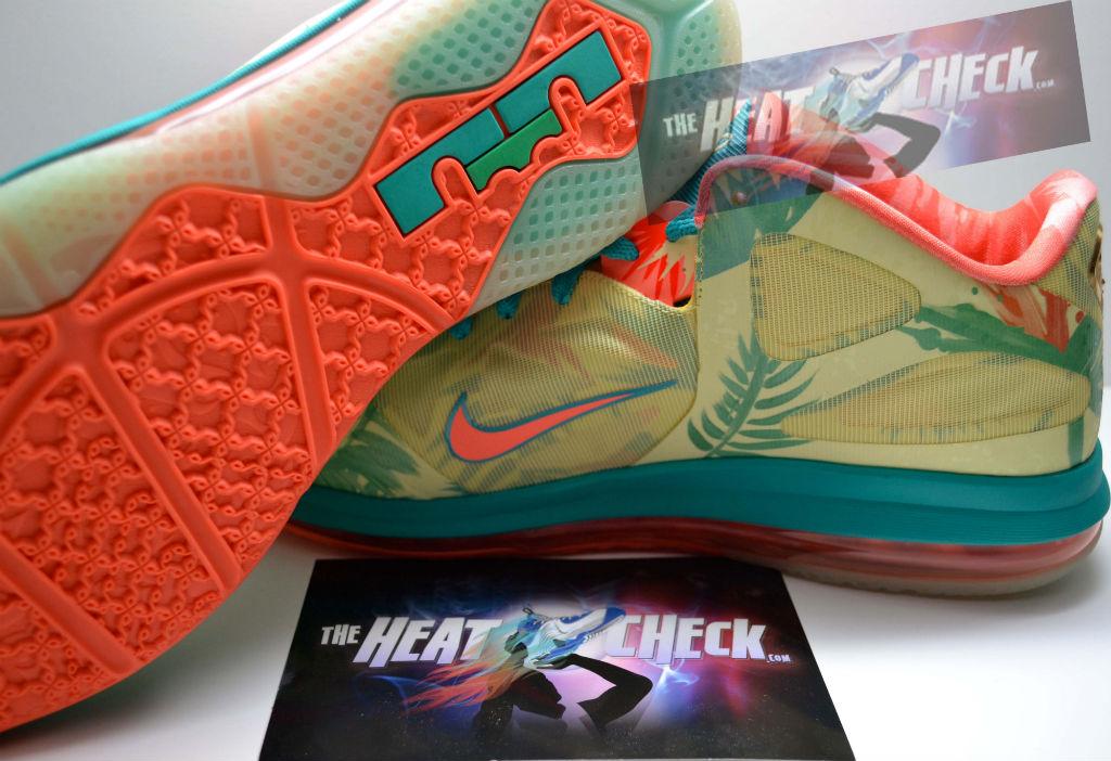uk availability c7674 ea9e7 ... Nike LeBron 9 Low - LeBronold Palmer ...