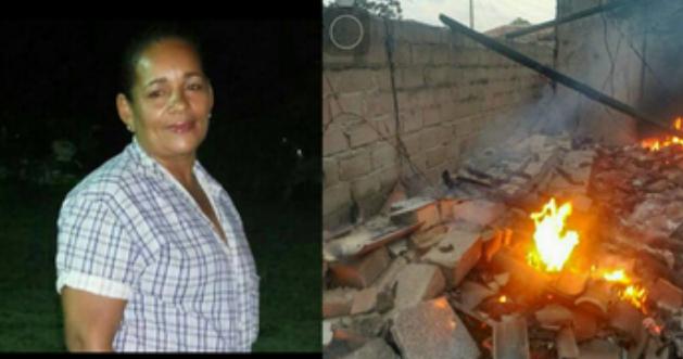 Em São José da Tapera, artistas fazem show em prol de moradora que teve casa incendiada