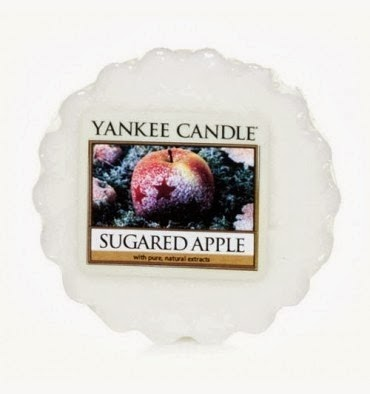 Ulubione woski Yankee Candle: Sugared Apple, Salted Caramel, Snowflake cookie