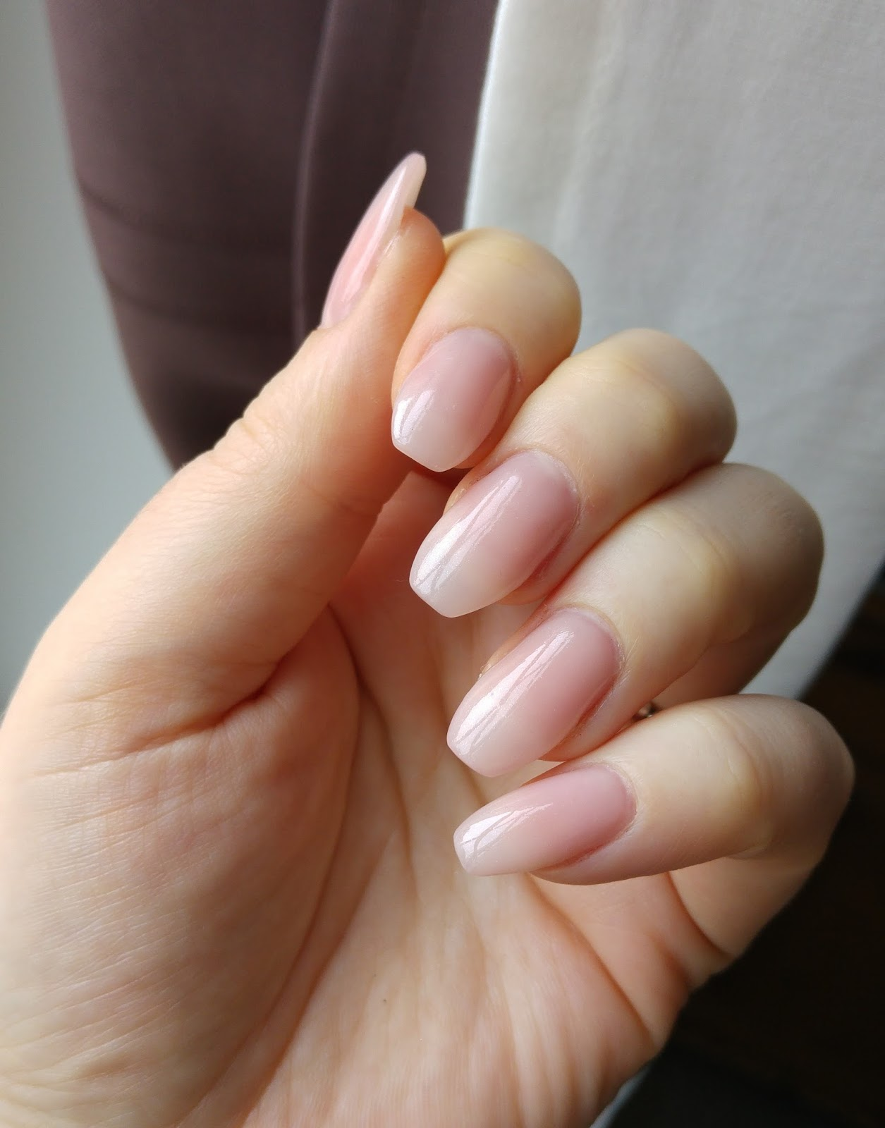 The life in front of my eyes: New nails