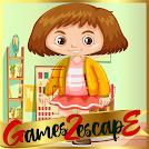 G2E Pretty Girl Escape