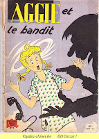 Aggie et le bandit, numéro 8