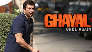 Latest Sunny Deol Ghayal Once Again (2016) box office collection Verdict (Hit or Flop) wiki, report New Records, Overseas day and week end.