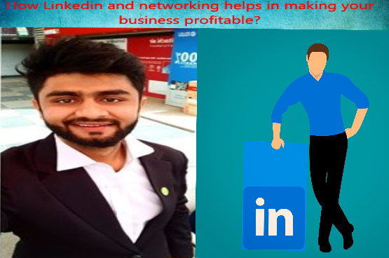 How Linkedin and networking helps in making your business profitable?