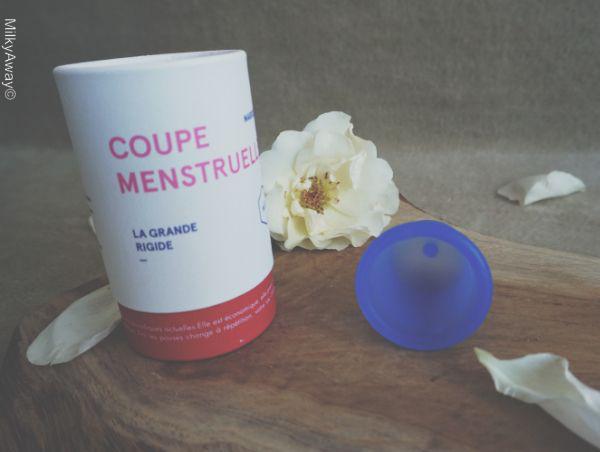 Cup menstruelle La Grande Mariole MÏU