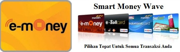 Gerakan Transaksi Non Tunai - Smart Money Wave
