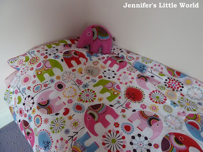 Child's first bed