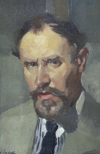 Pierre Adolphe Piorry, Portraits of Painters, Self Portraits