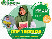 Desain Iklan PPDB SMP Yasmida Ambarawa