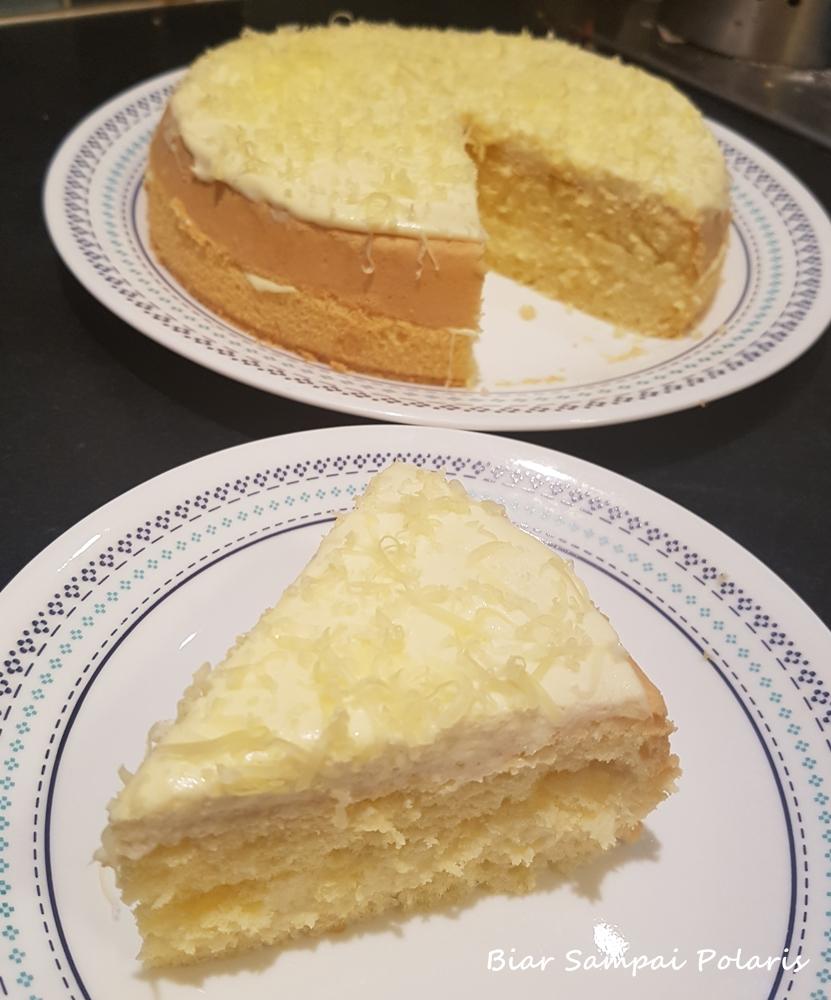 Resipi Kek Keju Meleleh @ Snow Cheese Cake Step by Step   Biar Sampai POLARIS