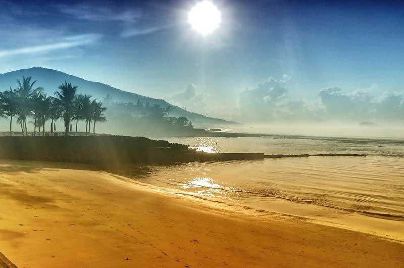 Pantai Candidasa Bali