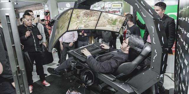 Predator Thronos Acer el sueño de todo gamer!