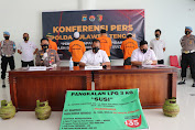Jual Gas Melon Rp35.000 per Tabung, Warga Palu Terancam 6 Tahun Penjara