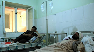 10 Anggota Penjinak Ranjau Tewas Akibat Serangan di Afghanistan