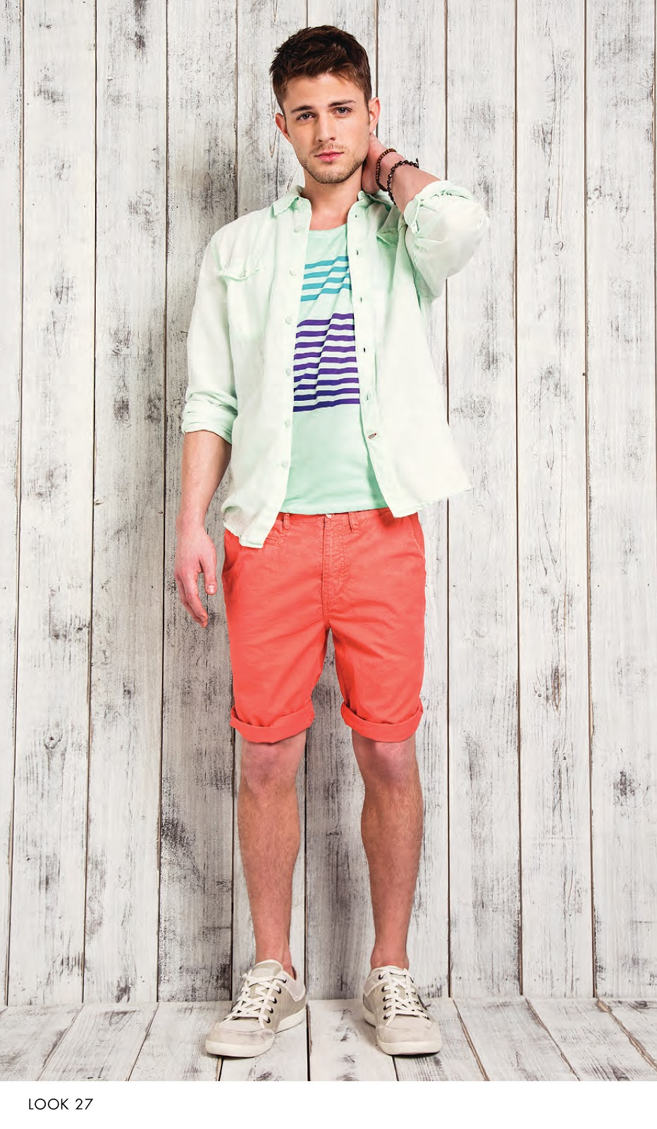 Menswear summercourse