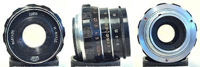 Industar-61 L/D 55mm F2.8 (M39-mount) #426