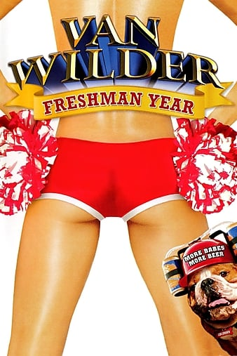 Van Wilder Freshman.Year 2009 English 350MB HDRip 480p Download