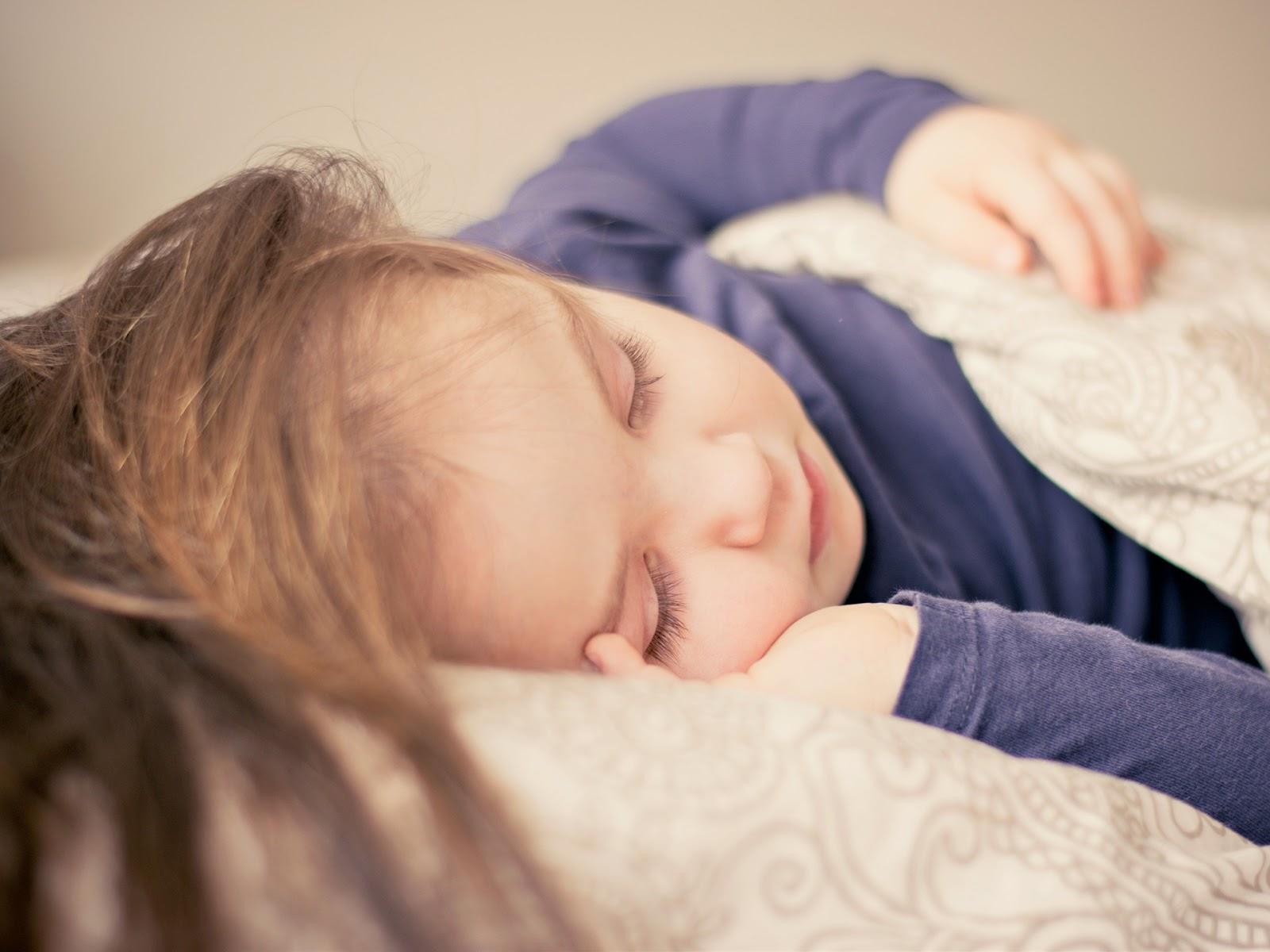 usypianie dziecka ciężka sprawa :p