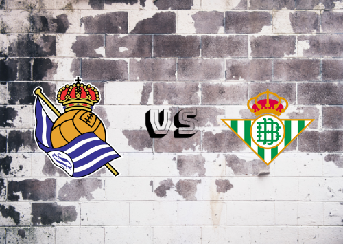Real Sociedad vs Real Betis  Resumen