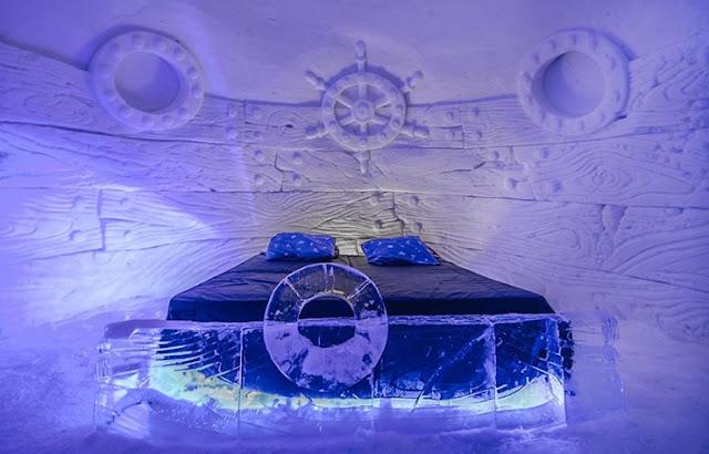 Kirkenes Snow Hotel, Norwegia