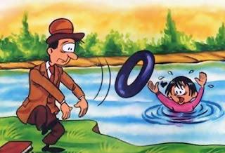 fabula con moraleja el niño que se ahogaba