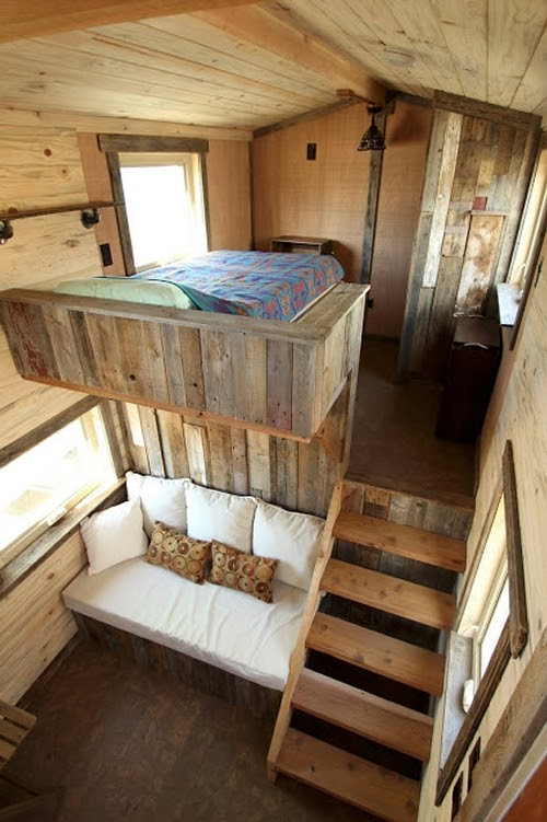 03-Master-Bedroom-and-Living-Room-Sustainable-Architecture-with-a-Tiny-House-on-Wheels-www-designstack-co