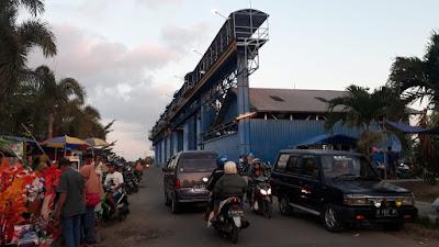Bendungan Manganti Perbatasan Sidareja Cilacap