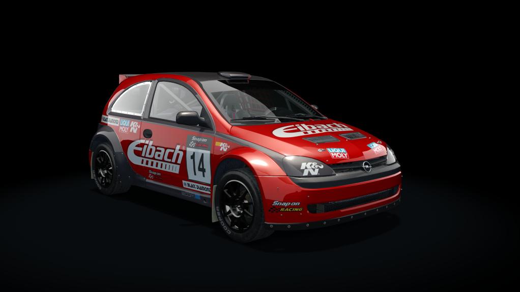 Assetto Corsa : Opel Corsa S1600