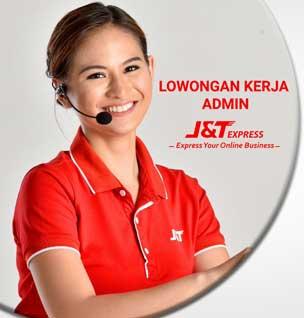 Lowongan Kerja Admin J&T Express Makassar