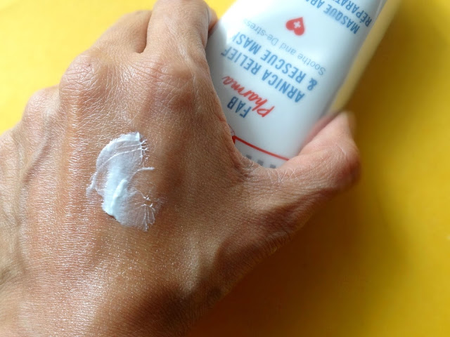 FAB Pharma Arnica Relief Mask and Oat & Hemp Multi-Fix Salve By First Aid Beauty Review, Photos
