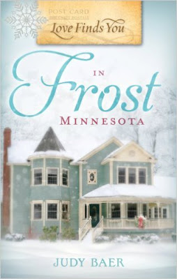 Book Review: Love Finds You in Frost Minnesota, by Judy Baer