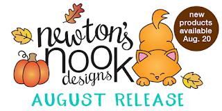 Newton's Nook Designs August 20201 New Release