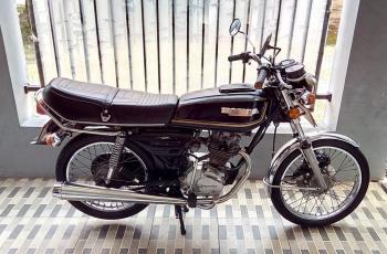 Mengenal Motor Pabrikan Honda GL 100 Yang Banyak Di Minati Para Pecintanya