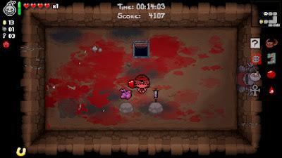 Derrotar a un jefe siempre te aporta objetos y la trampilla del siguiente nivel.
