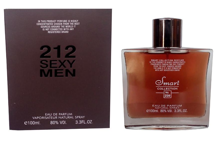 Smart Collection 100 ml 212 Sexy Men No 239