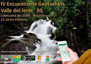 IV Encuentro de Geocachers Valle del Jerte 2020