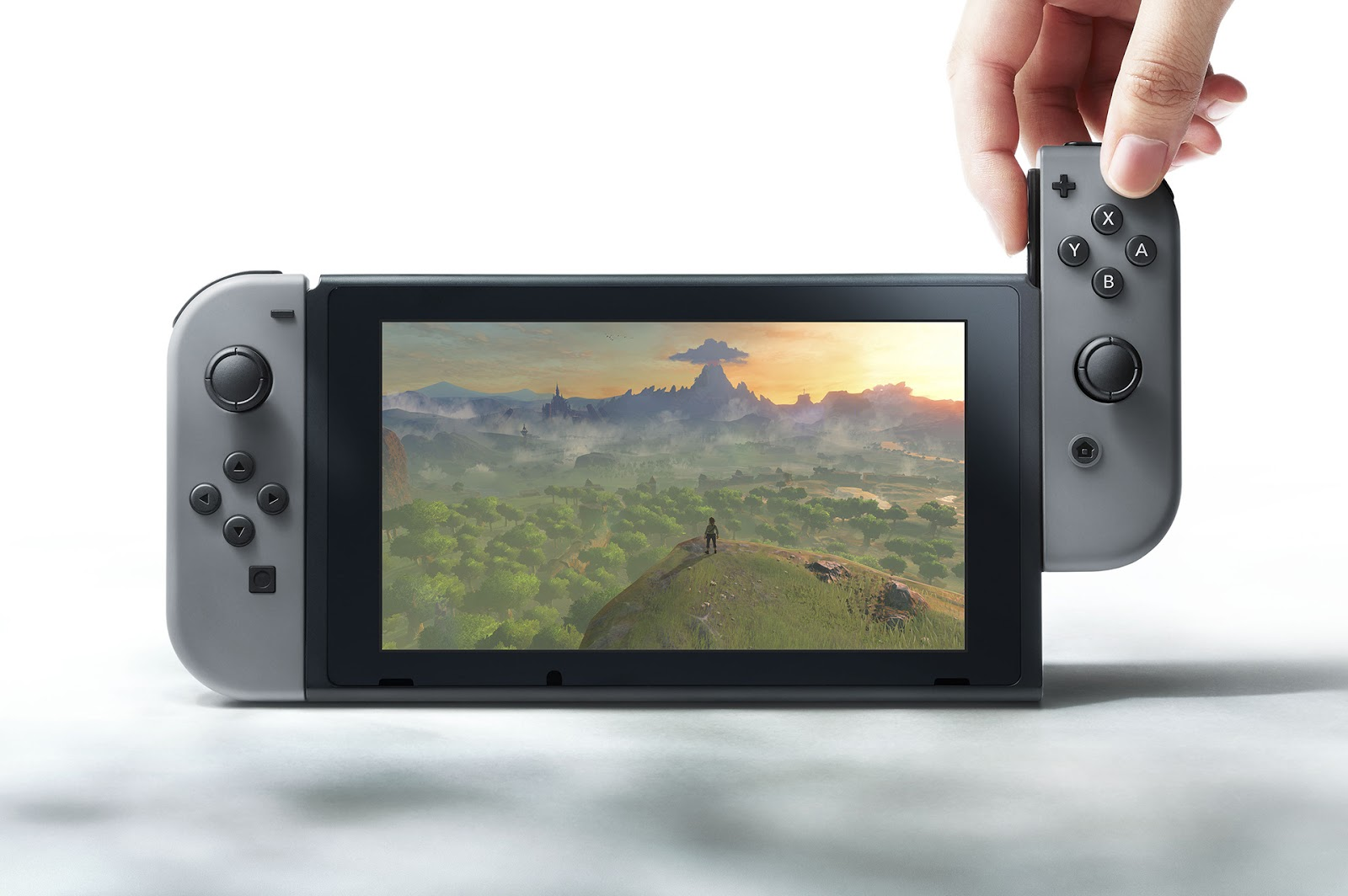 NINTENDO SWITCH PRICING AND RELEASE DATE