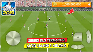 Download Dream League Soccer 2019 Offline Mod Unlimited Coins Android 2021