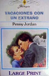 Penny Jordan - Vacaciones Con Un Extraño