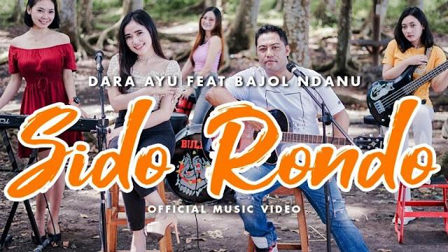 Lirik lagu Dara Ayu Ft. Bajol Ndanu Sido Rondo dan Terjemahan
