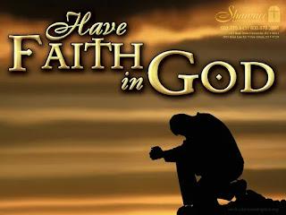 Catholic Daily Reading + Reflection: 28 February 2021 - Faith In God And Faith In Christ