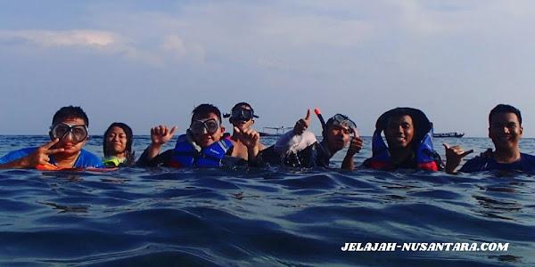 wisata bahari open trip pulau tidung