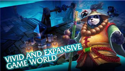Download Taichi Panda : Heroes Mod Apk Unlimited Mana + Skill Hack