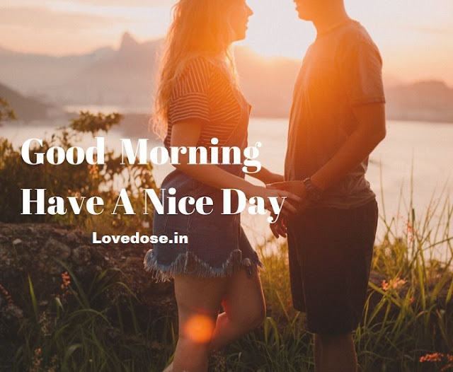 Romantic Good Morning Wishes For her or him