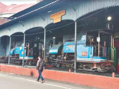 Darjeeling Himalayan Railway Darjeeling