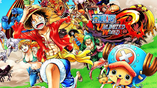 game one piece psp