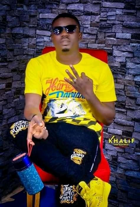 Prince Mk Ft Amina singer_ yawo ladan baduku mp3