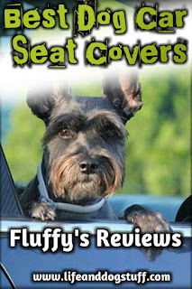 5 Best Dog Car Seat Covers For Dog Hair | Life and Dog Stuff.